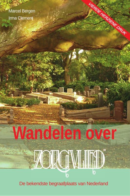 Cover Wandelen over Zorgvlied