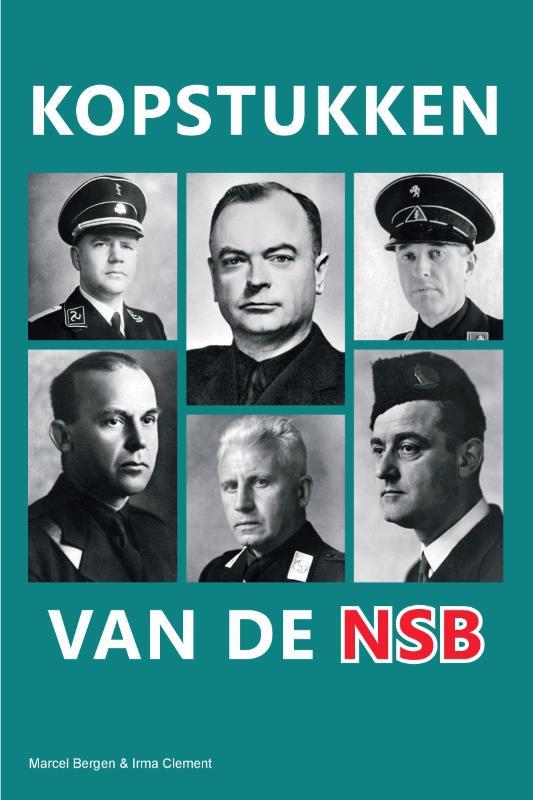 Cover Kopstukken van de NSB