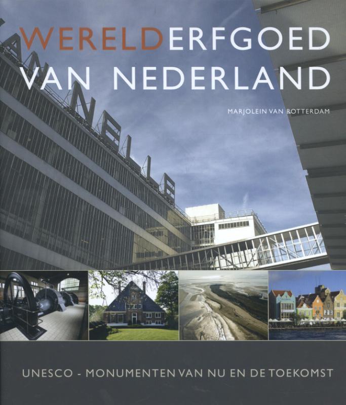 Cover Werelderfgoed van Nederland