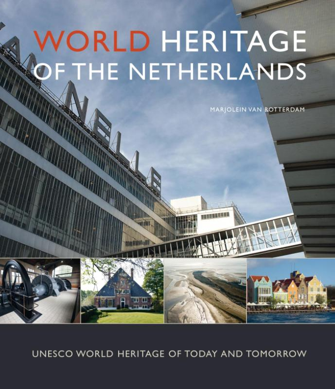 Cover World Heritage of the Netherlands