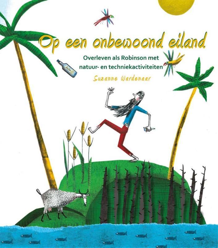 Cover Op een onbewoond eiland
