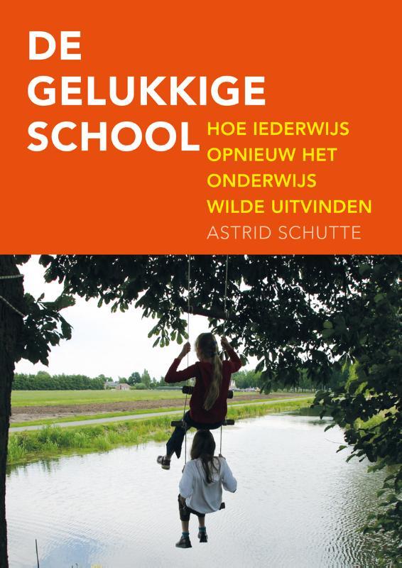 Cover De gelukkige school