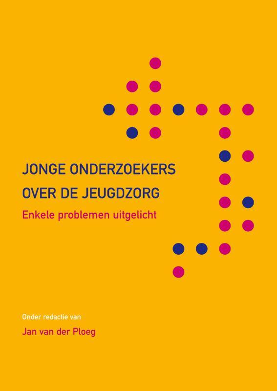 Cover Jonge onderzoekers over de jeugdzorg