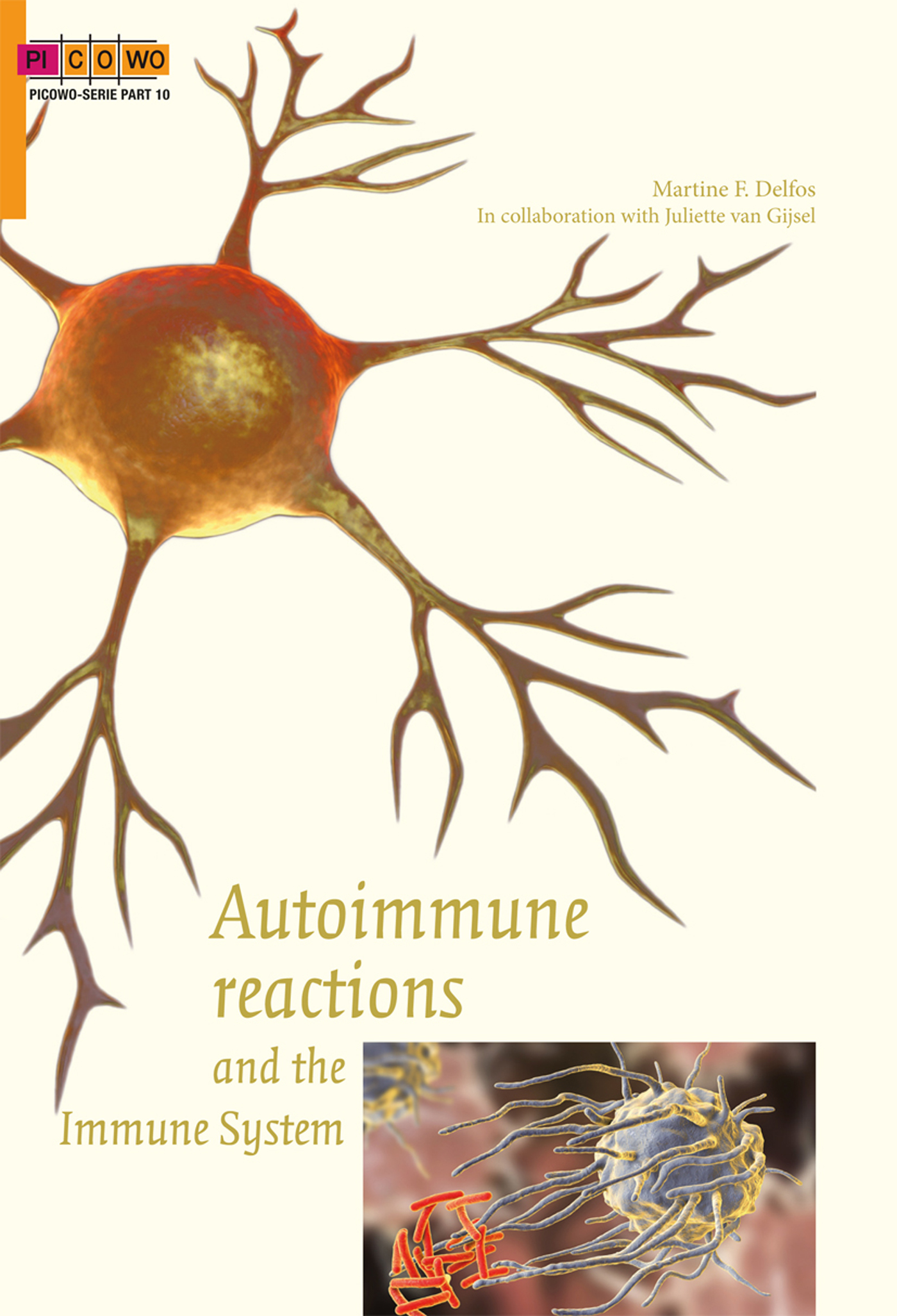 Cover Autoimmune reactions and the immune system
