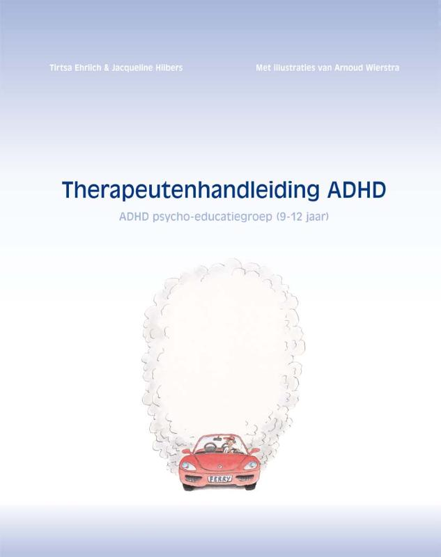 Cover Therapeutenhandleiding ADHD