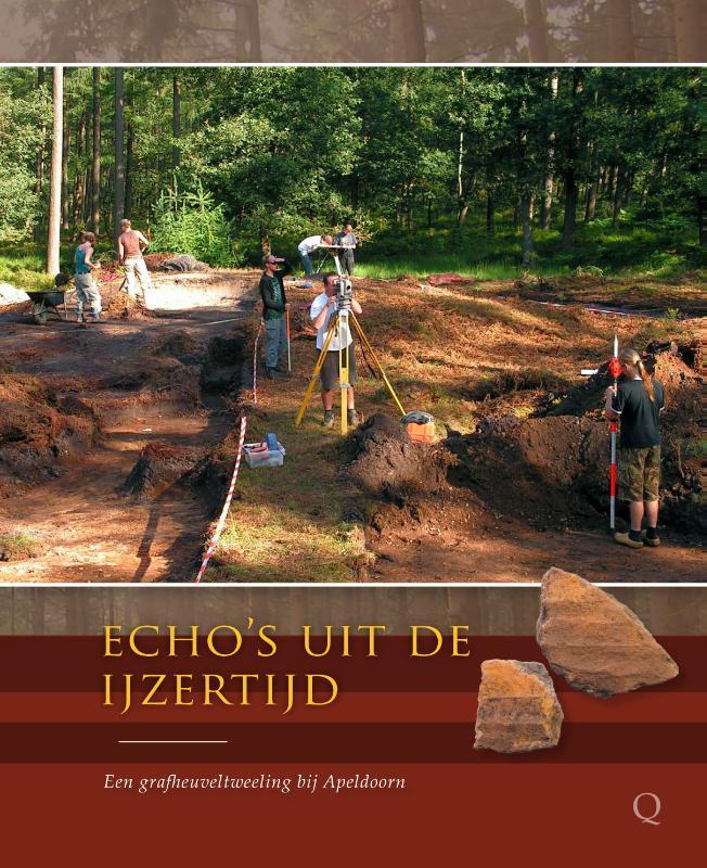Cover Echo's uit de ijzertijd