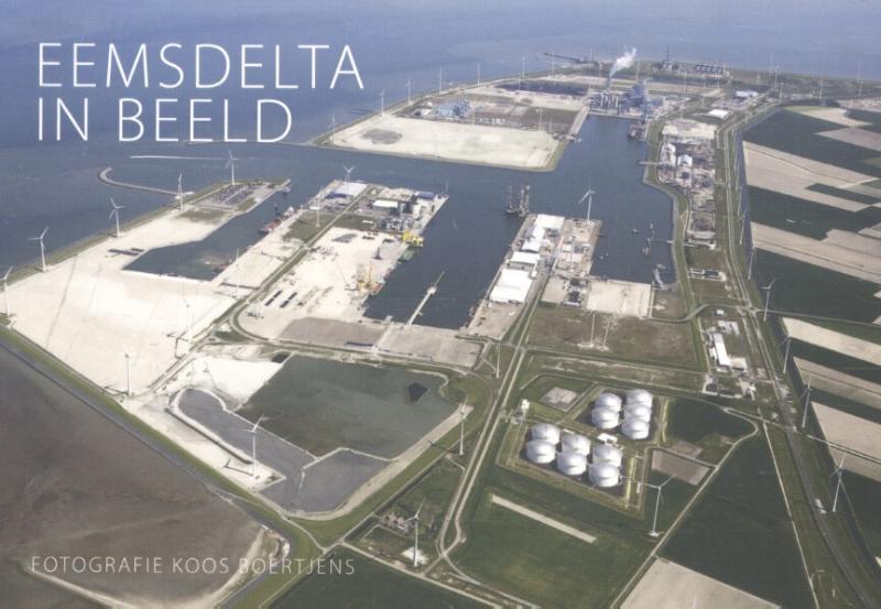 Cover Eemsdelta in beeld