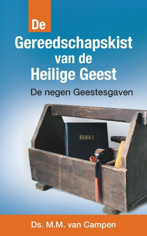 Cover De Gereedschapskist van de Heilige Geest