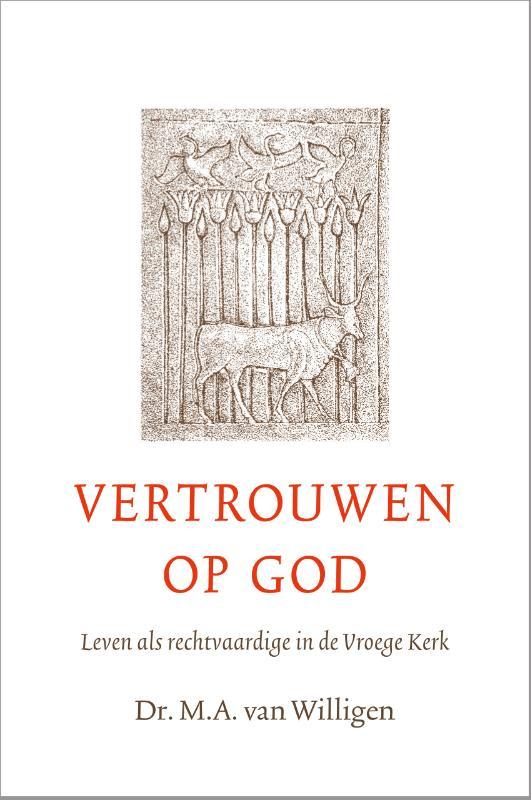 Cover Vertrouwen op God