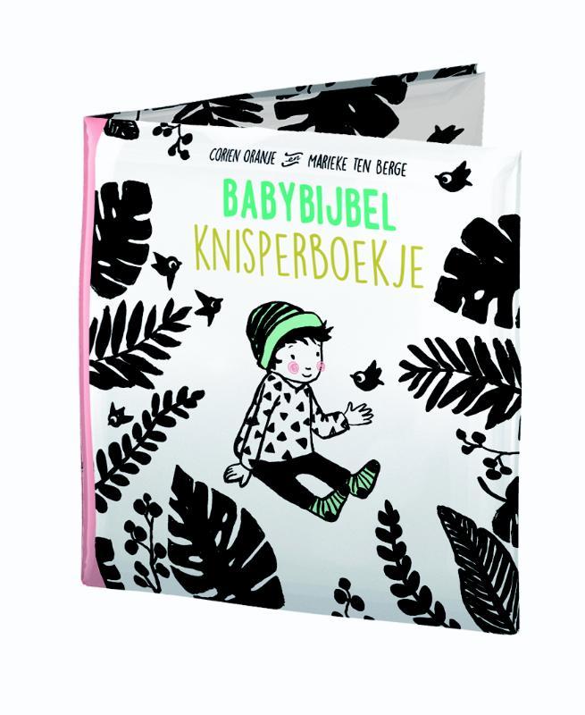 Cover Babybijbel Knisperboekje