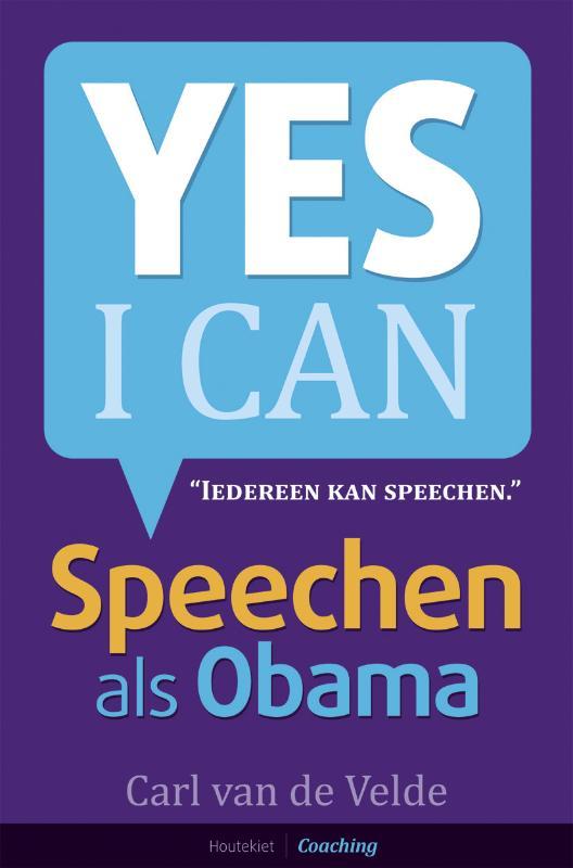 Cover Speechen als Obama