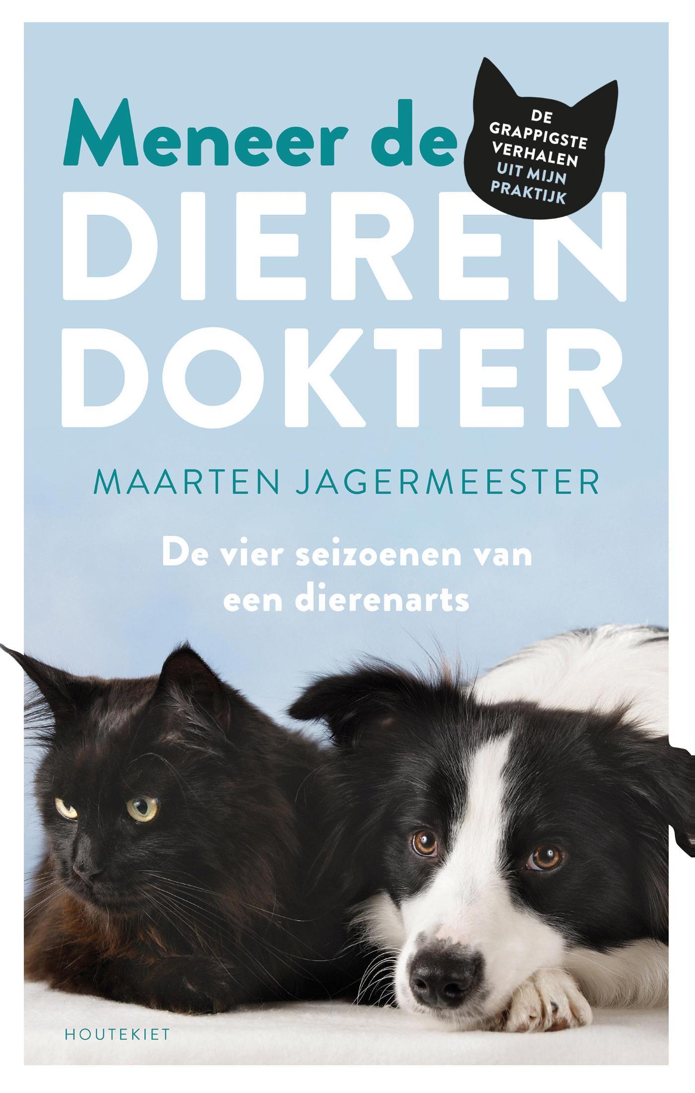 Cover Meneer de dierendokter