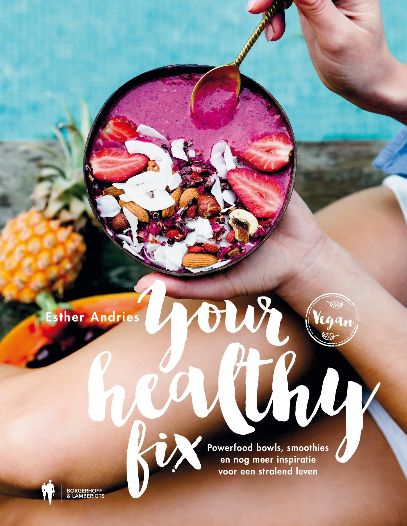 Cover Your Healthy Fix