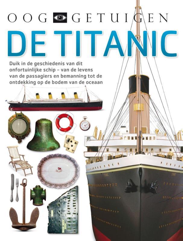 Cover De Titanic