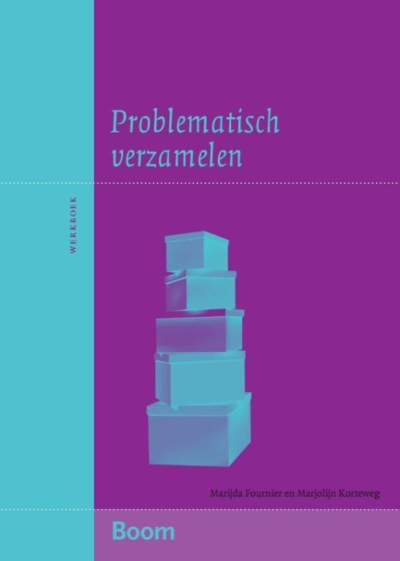 Cover Werkboek bij problematisch verzamelen