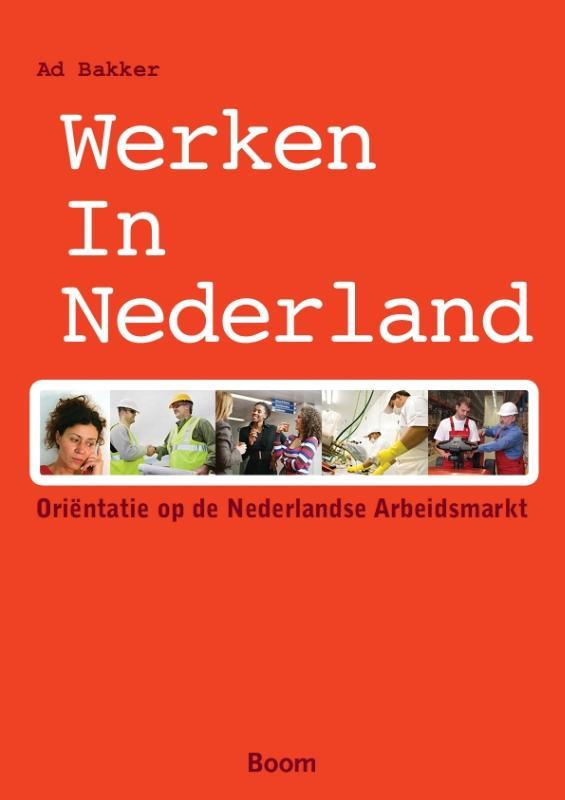 Cover Werken in Nederland