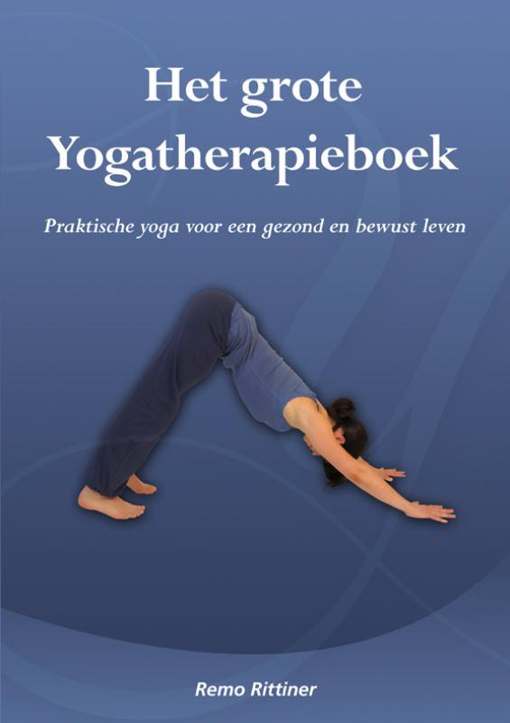 Cover Het grote yogatherapieboek