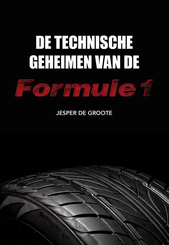 Cover De technische geheimen van de Formule 1