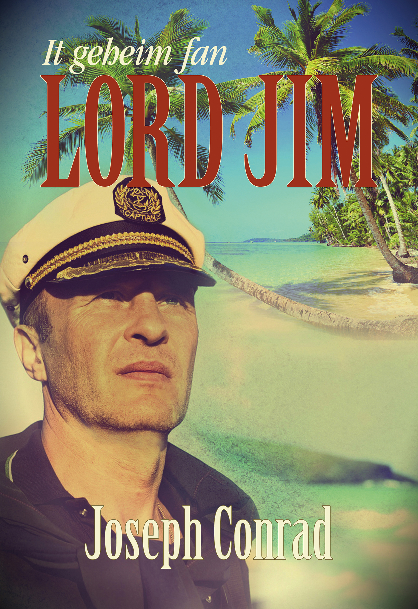 Cover It geheim fan Lord Jim