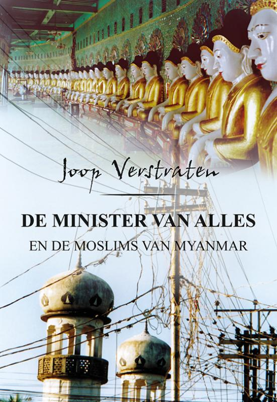 Cover Minister van alles