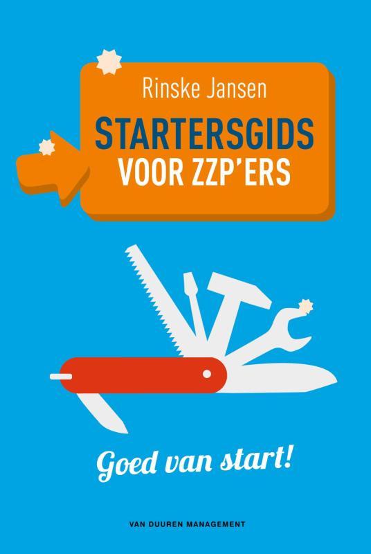 Cover Startersgids voor ZZP'ers
