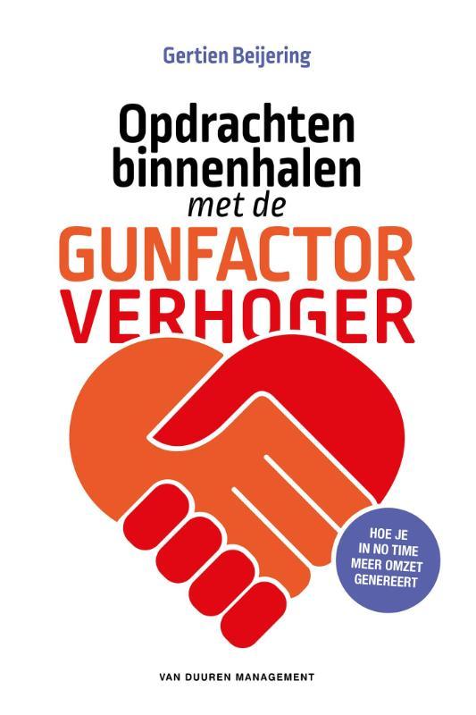 Cover Opdrachten binnenhalen met de GunfactorVerhoger