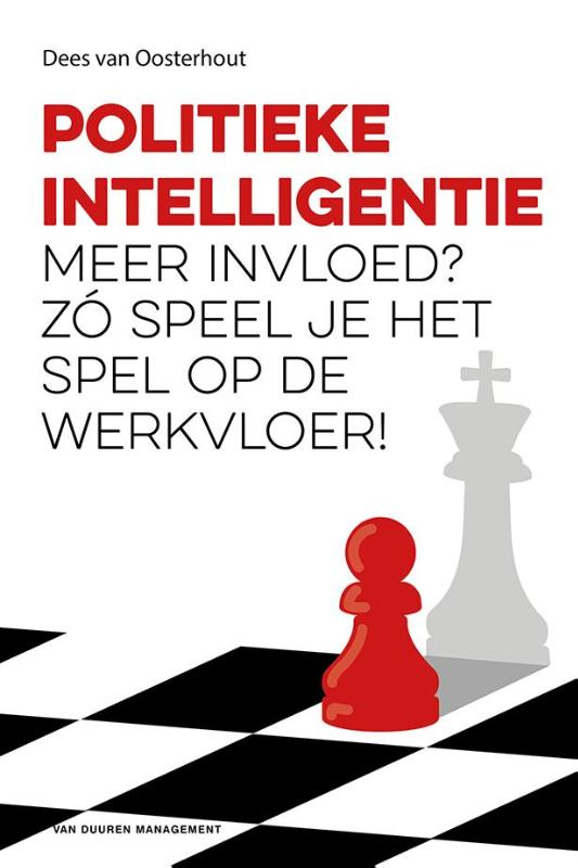 Cover Politieke intelligentie