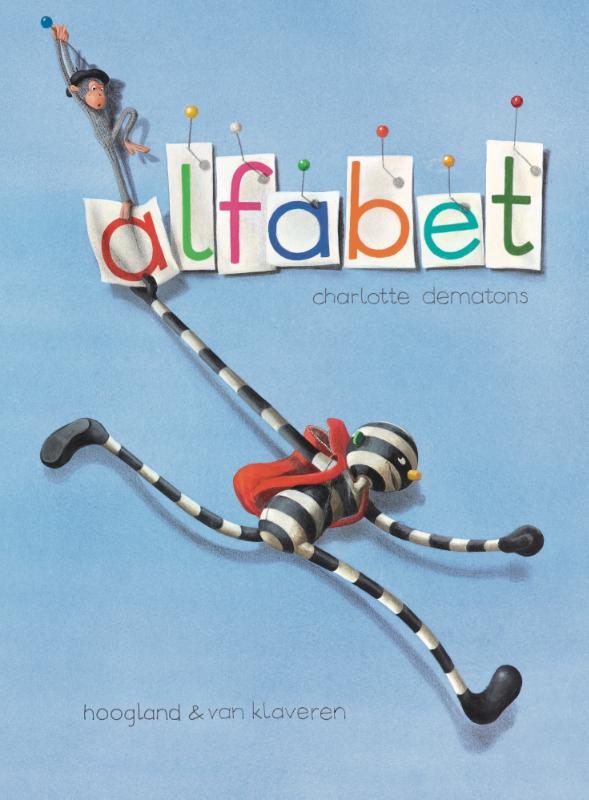 Cover Alfabet - grote editie