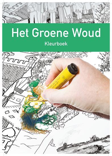 Cover Het groene woud