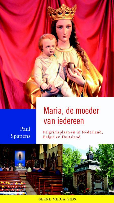 Cover Maria, de moeder van iedereen