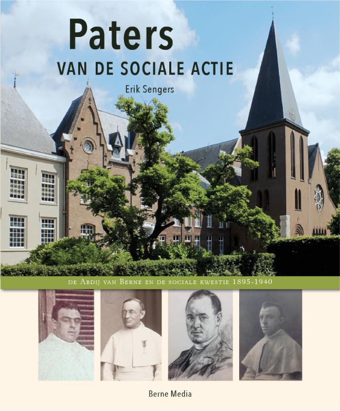 Cover Paters van de sociale actie