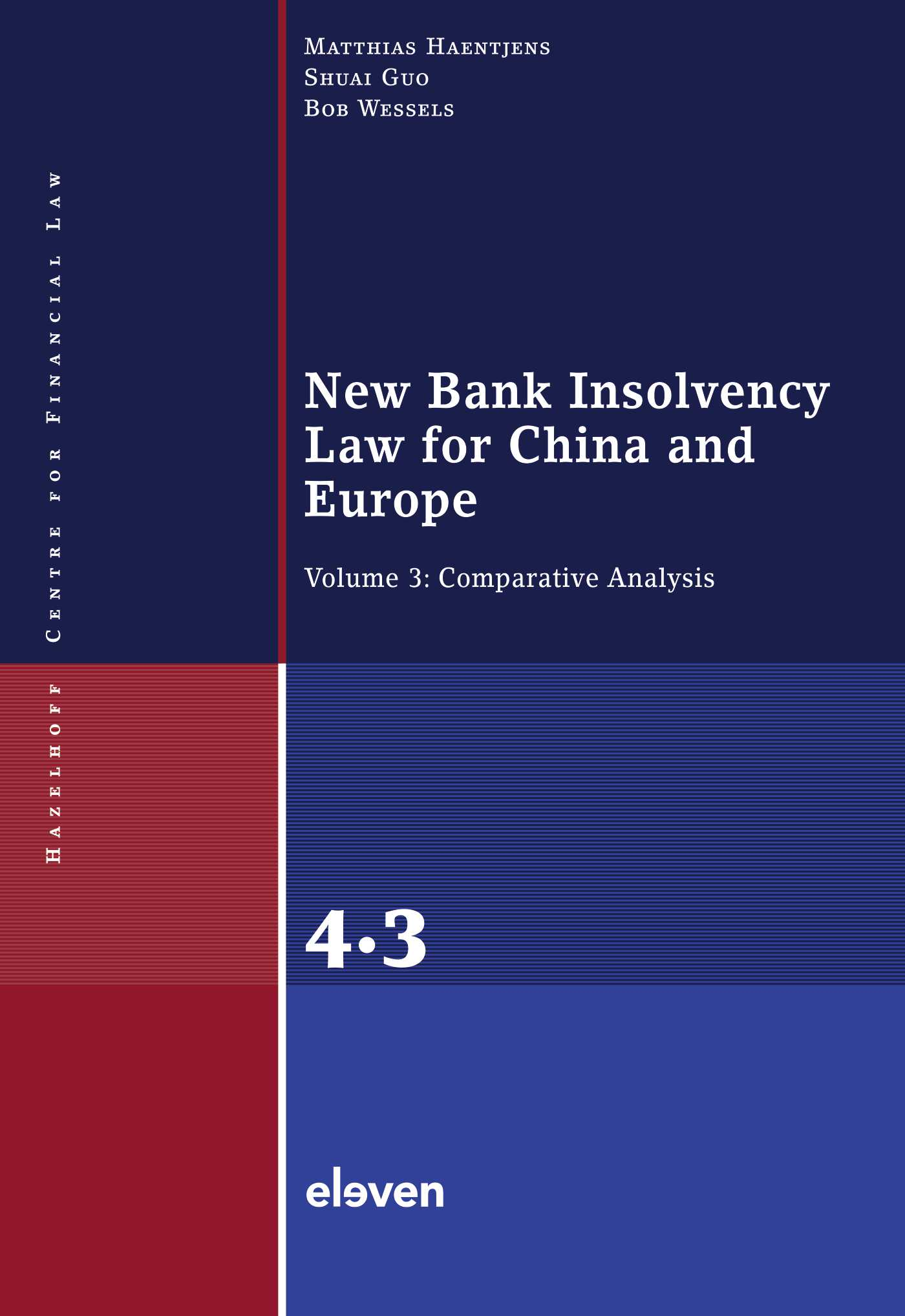 Cover Volume 3: Comparative Analysis
