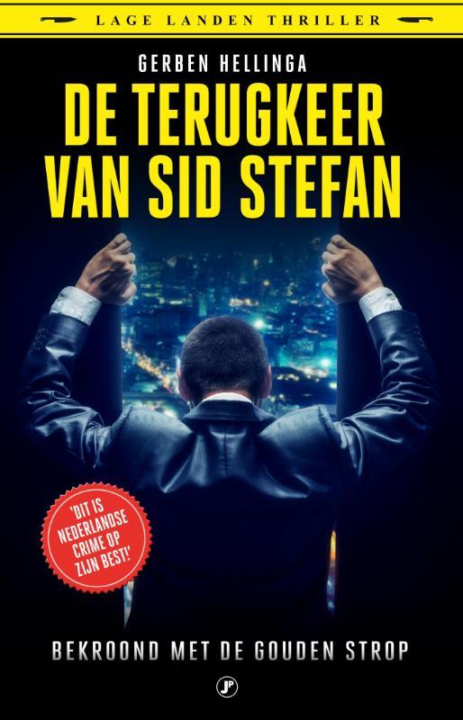 Cover De terugkeer van Sid Stefan