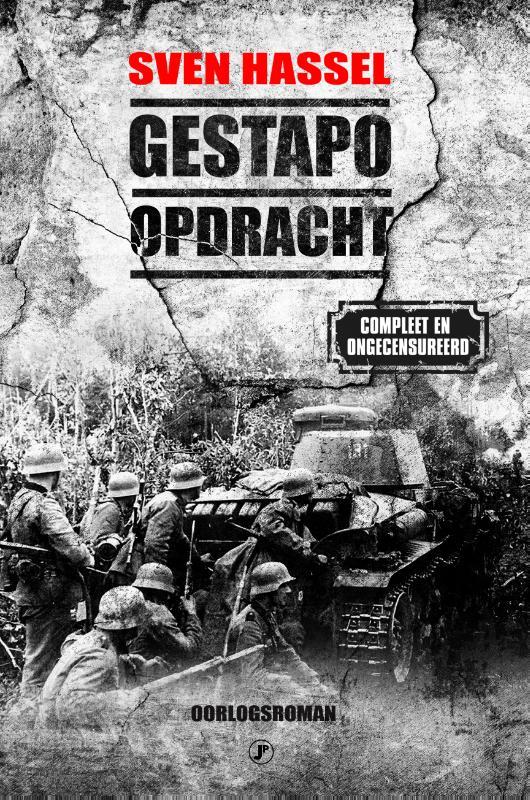 Cover Gestapo opdracht