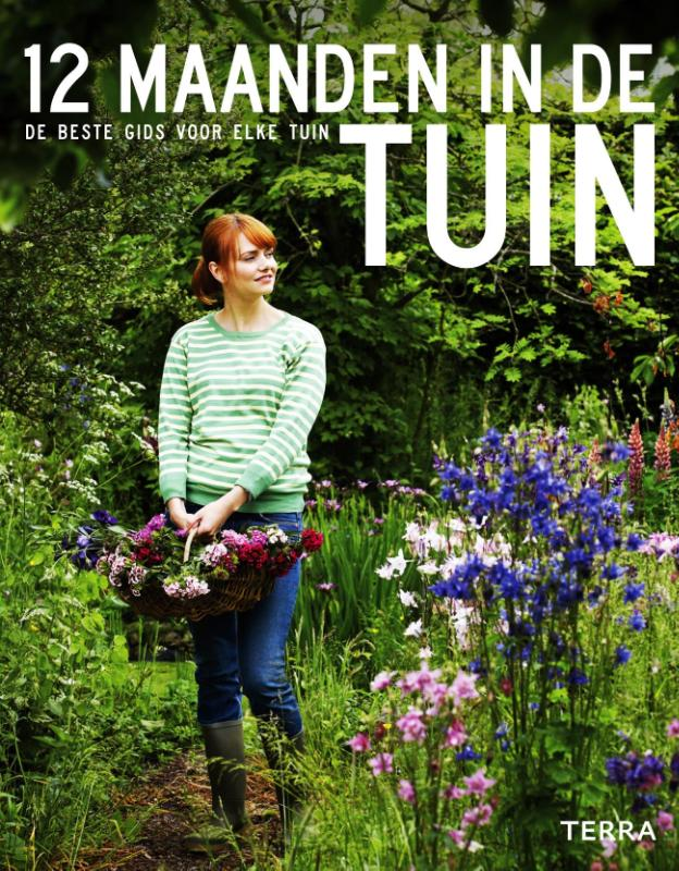 Boek 12 maanden in de tuin geschreven door rhs royal for De geheime tuin boek