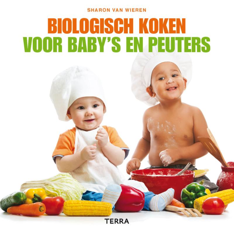 Cover Biologisch koken voor baby's en peuters