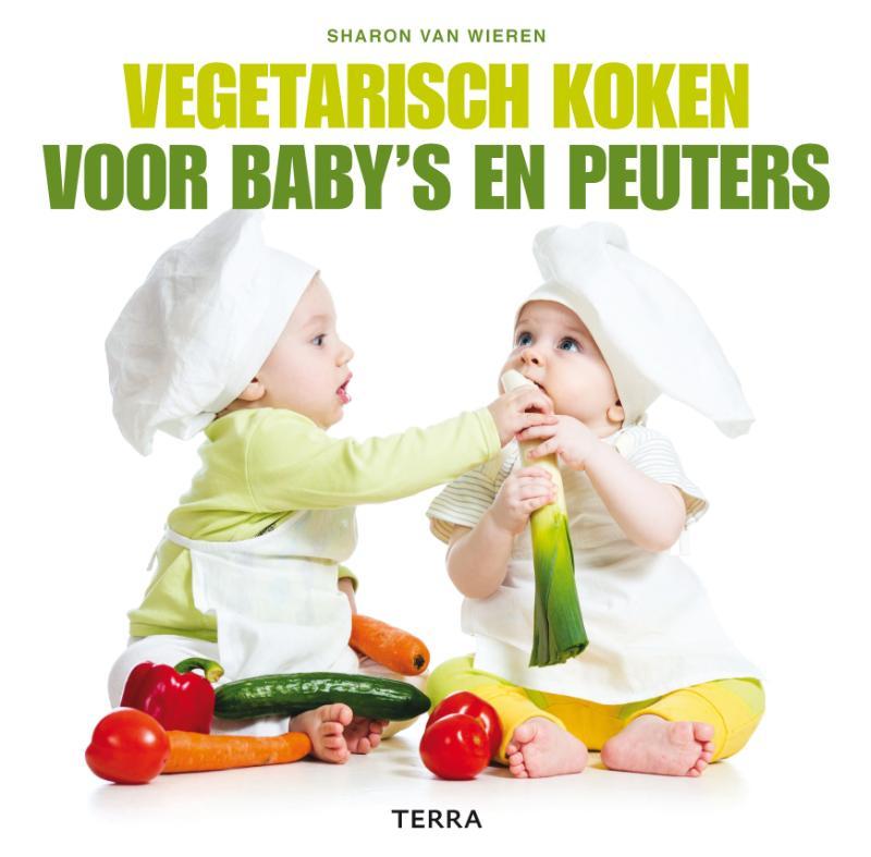 Cover Vegetarisch koken voor baby's en peuters