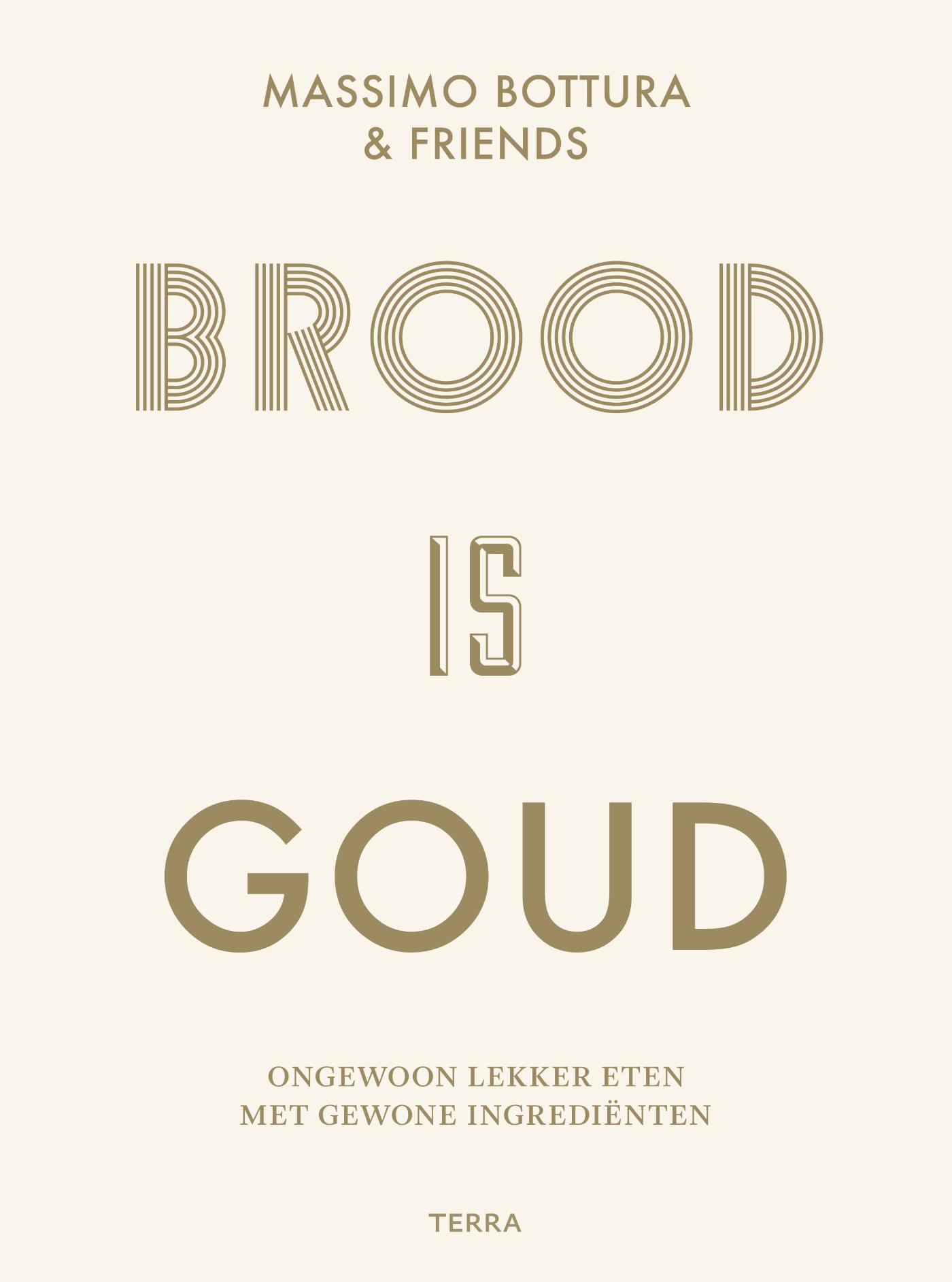 Cover Brood is goud