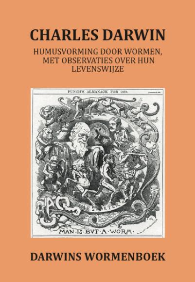 Cover Humusvorming door wormen, met observaties over hun levenswijze