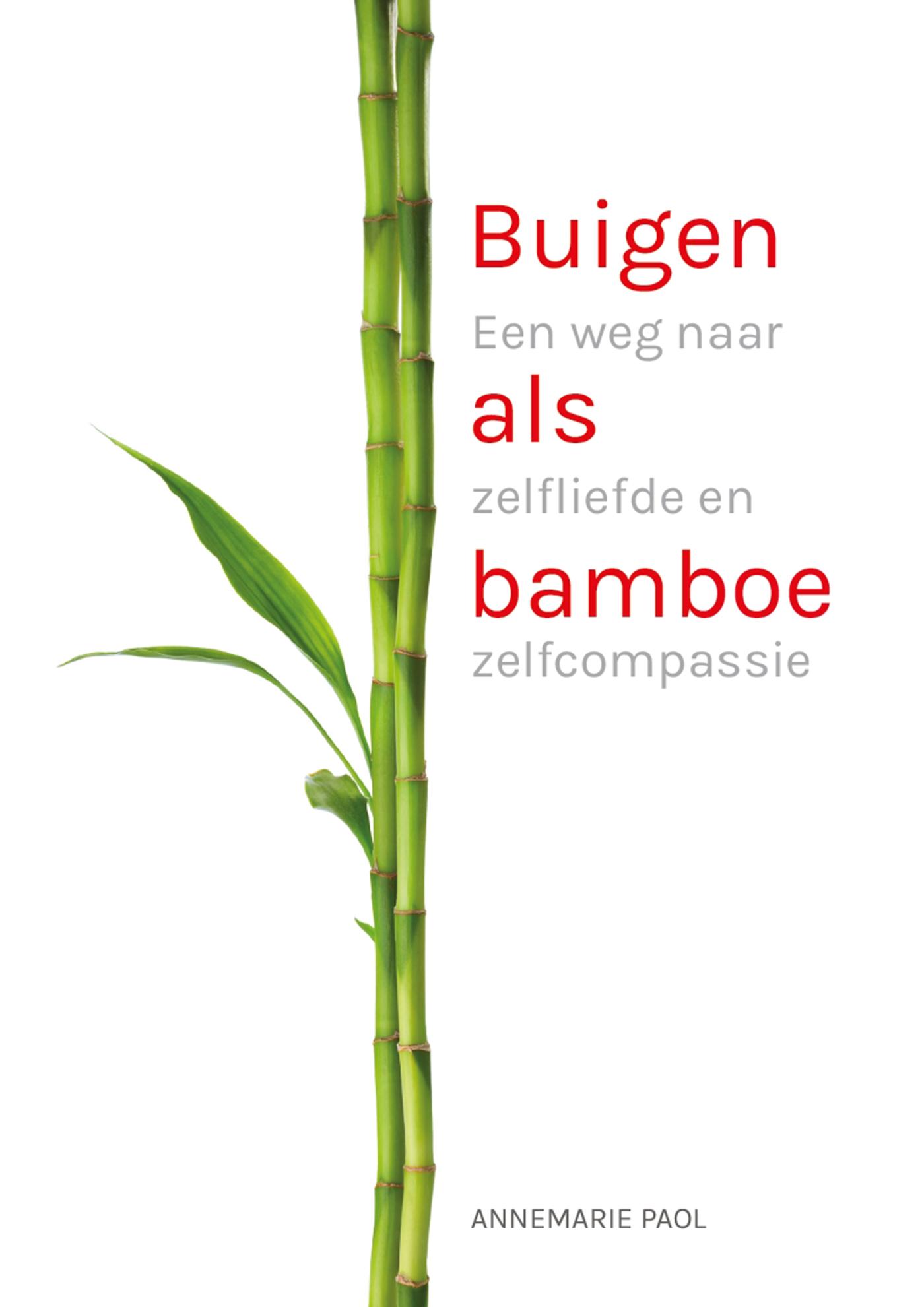 Cover Buigen als bamboe