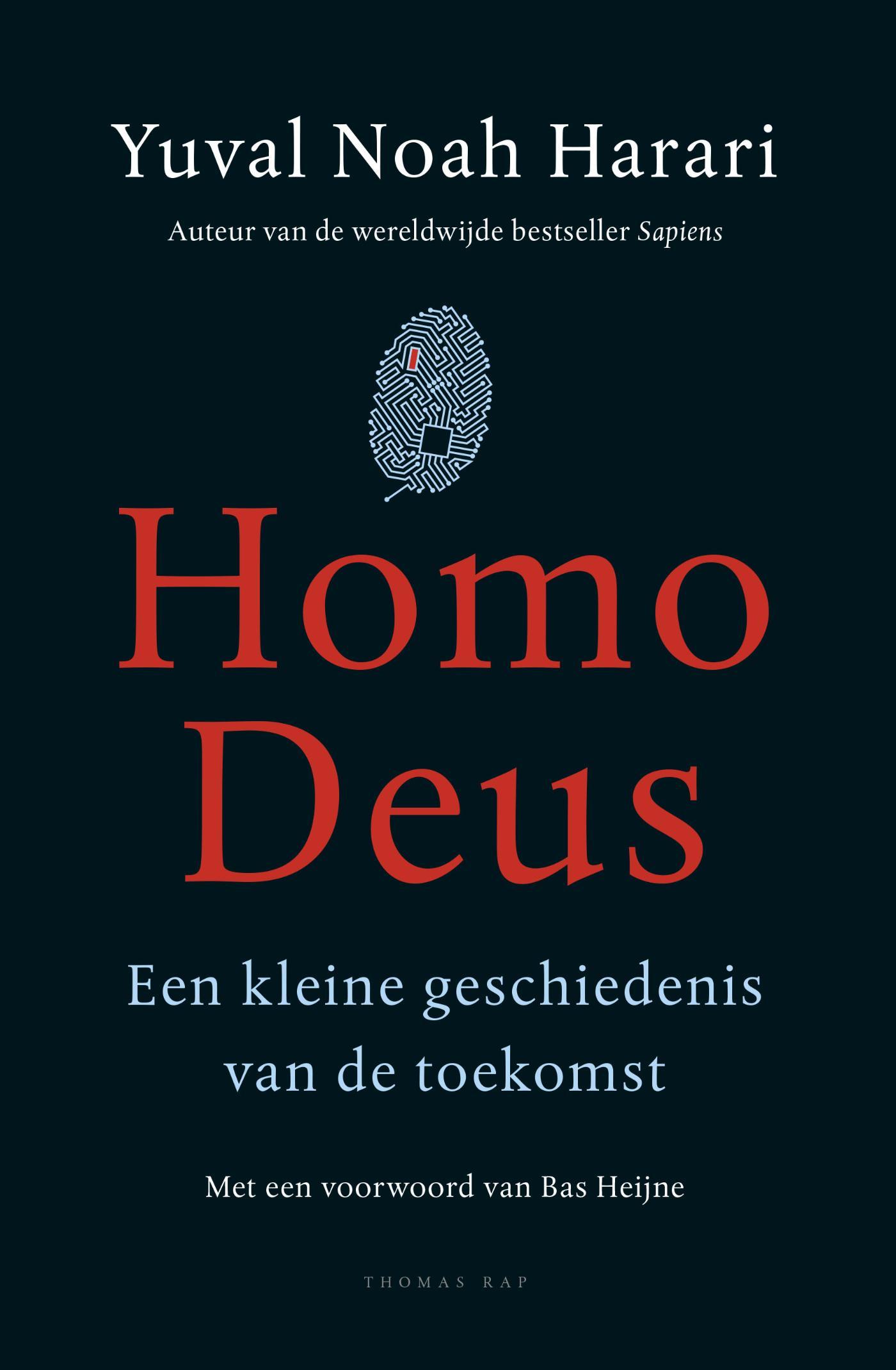 Cover Homo Deus