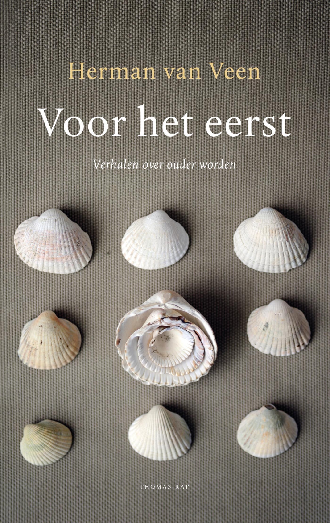 Cover Voor het eerst