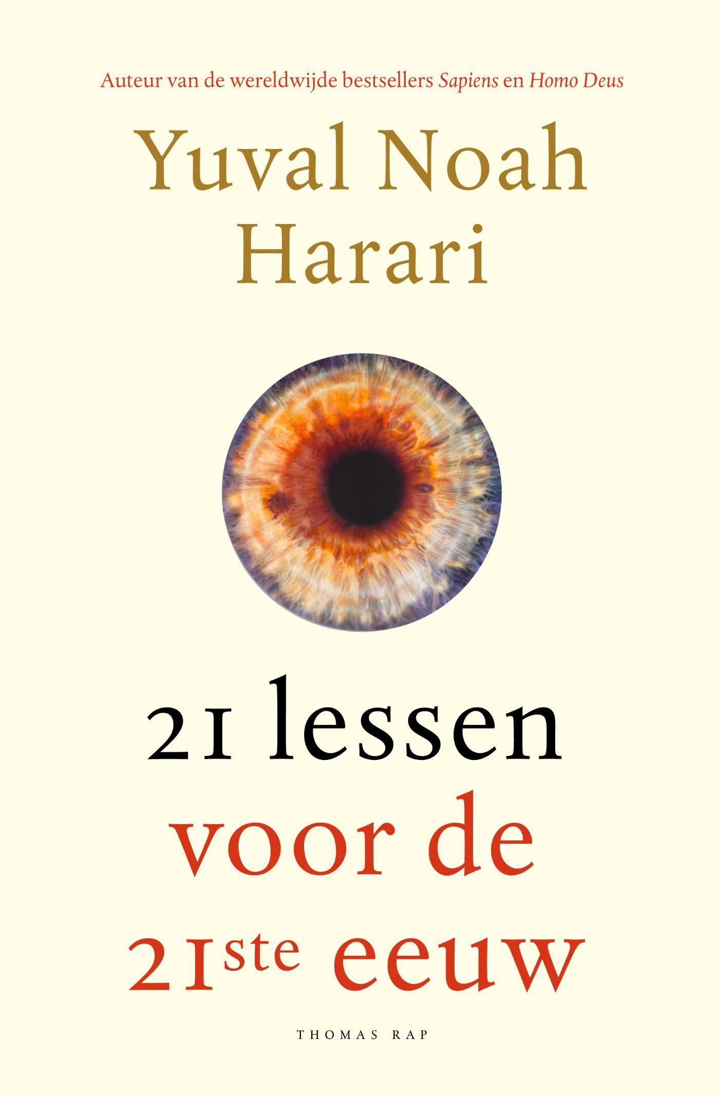 Cover 21 lessen voor de 21ste eeuw