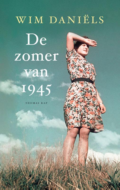 Cover De zomer van 1945