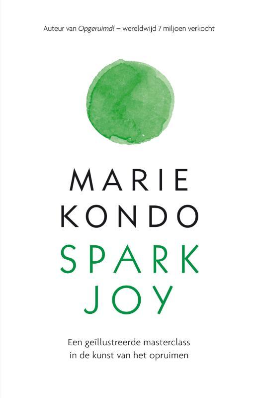 Cover Spark Joy