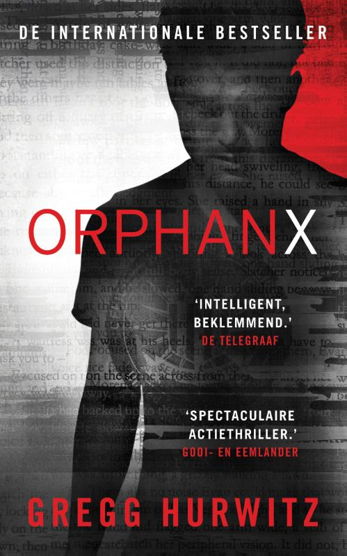 Cover Orphan X