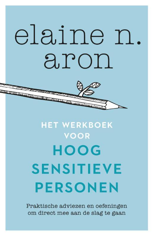Cover Het werkboek voor hoogsensitieve personen