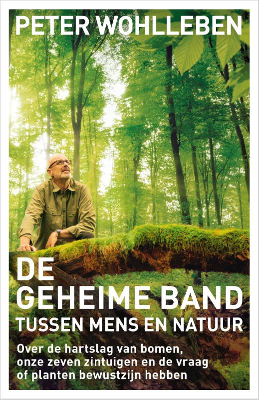 Cover De geheime band tussen mens en natuur