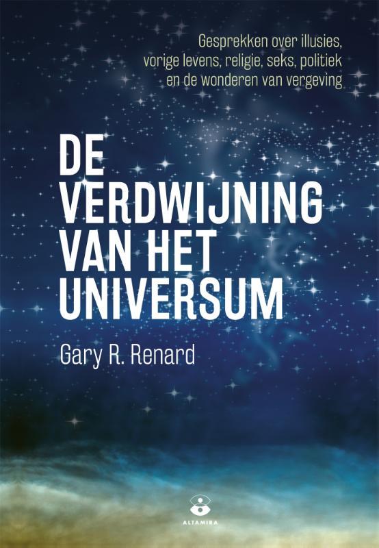 Cover De verdwijning van het universum