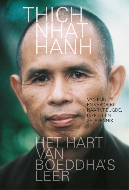 Cover Het hart van Boeddha's leer